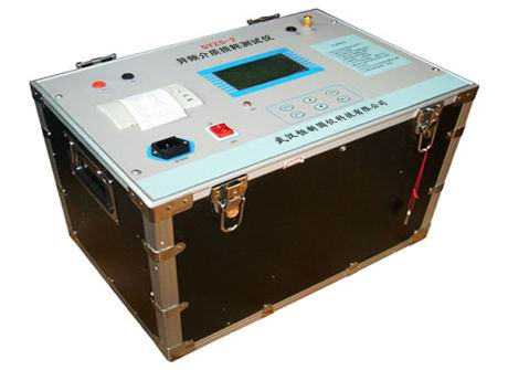 GYZS-2异频介质损耗测试仪