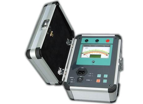 BC2000双显绝缘电阻测试仪