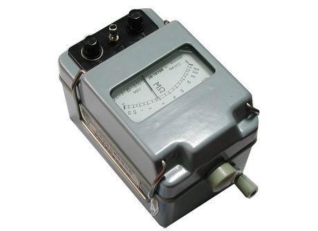 ZC25-III指针式绝缘电阻测试仪