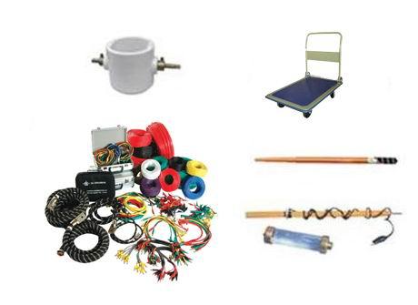 水阻、放电棒、油杯、测试线