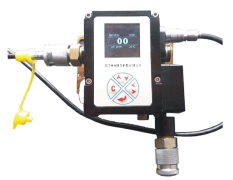 在线油液污染度检测仪